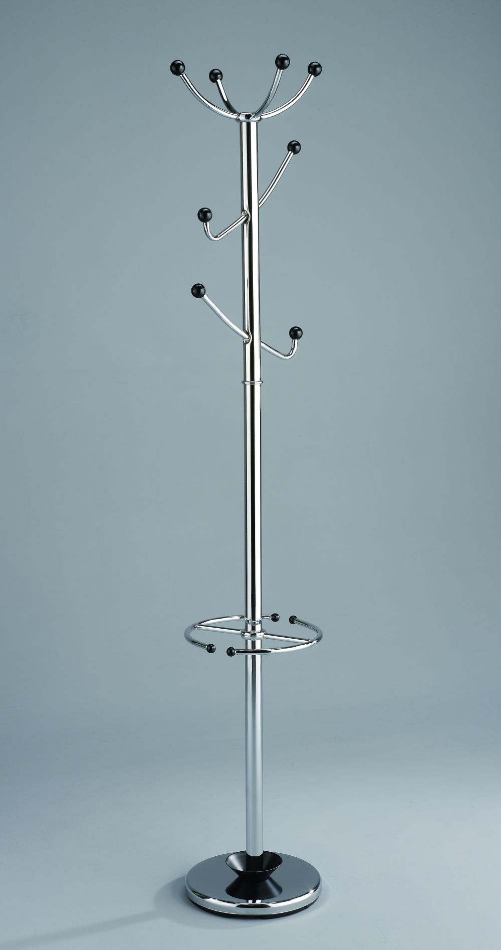 Ordinaire Clothes Coat Hanger Rack Stand With 8 Hanging Function U0026 Umbrella Rack    SA013 |