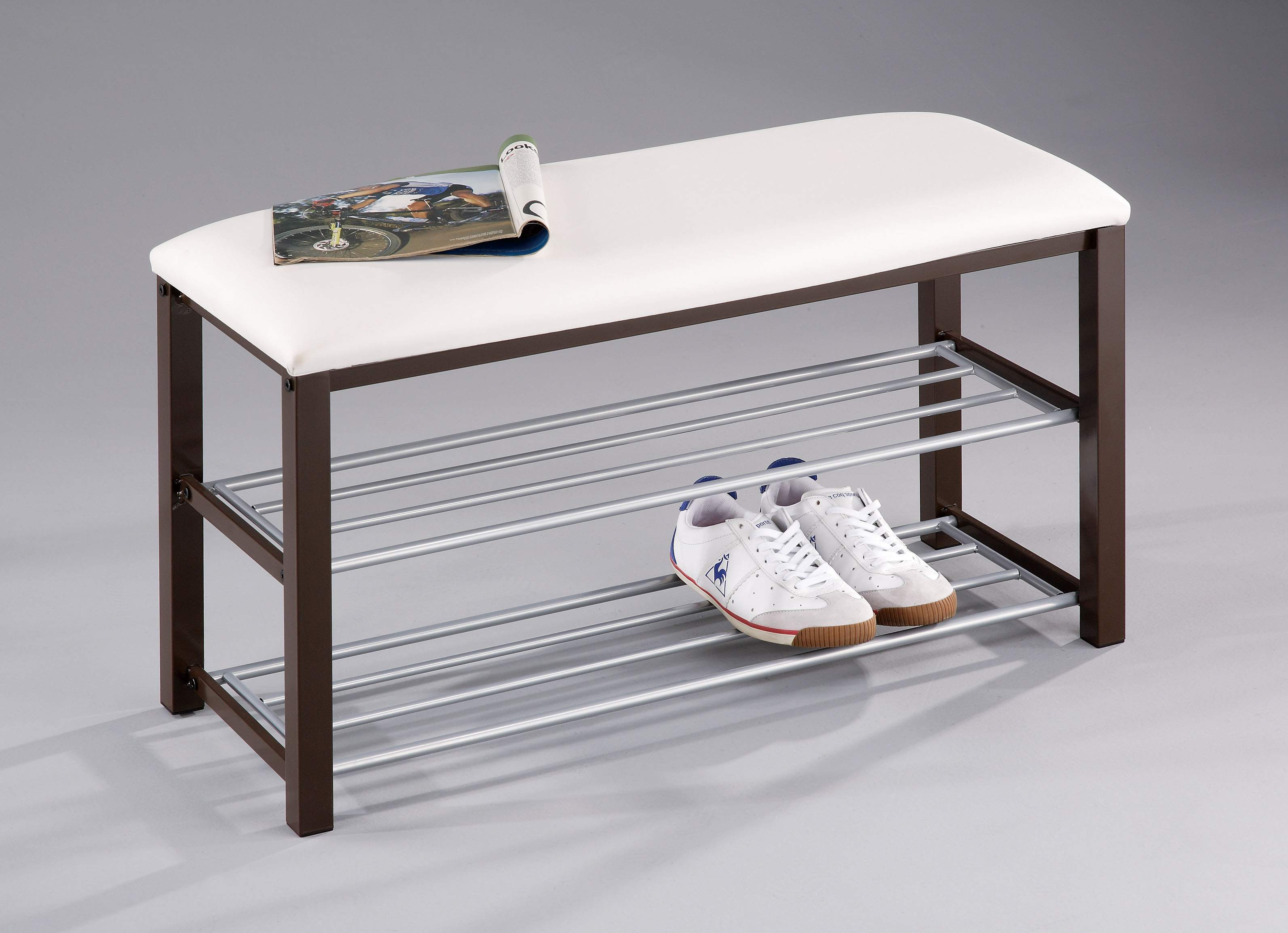 2 Tier Shoes Rack Bench   SR011 |