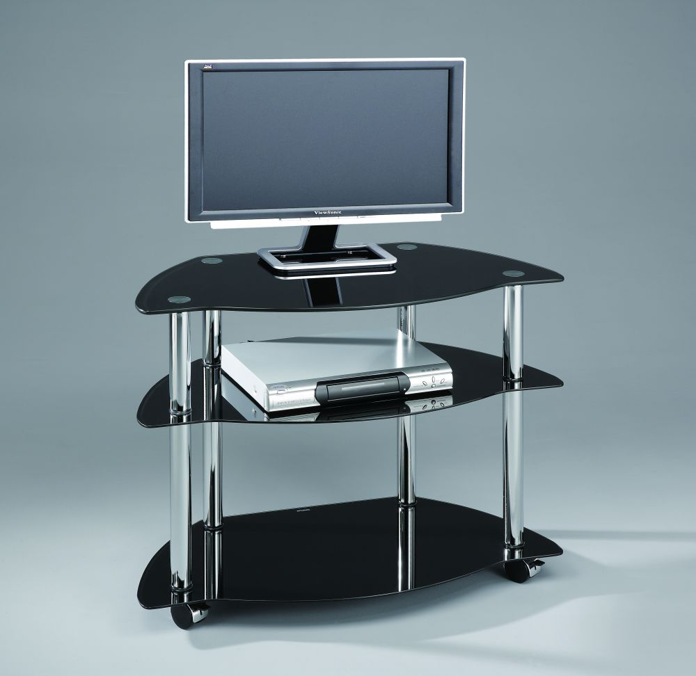 how to make a 3 tier tv stand