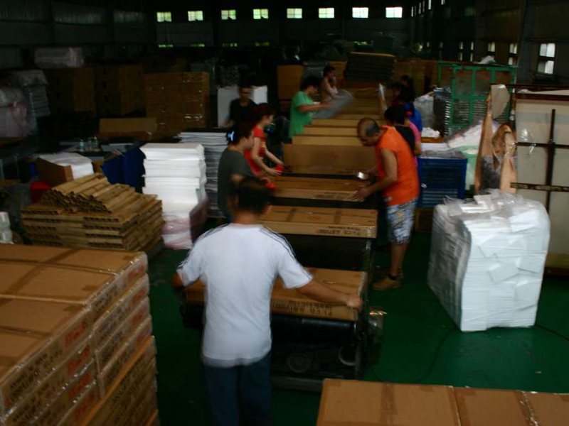A professional manufacturer of RTA/KD furniture based in Taiwan.
