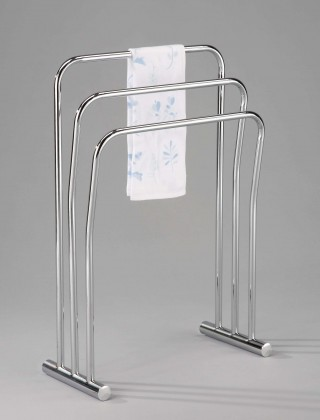 Metal Towel Rack Stand