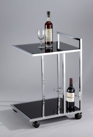Glass Wine Trolley Cart - SA059 |