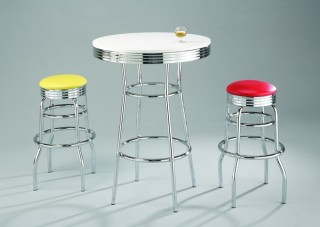 3 Piece Hamburg Bar Table Set