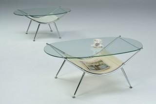Stylish Oval Coffee Table Sets