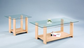 Stylish Coffee Table Sets - STS047-120 & STS047-60 |