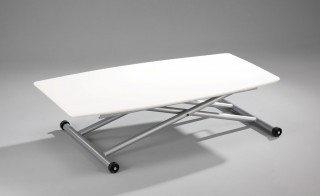 High Adjustable Working Table by Gas Spring - STS064-120W |