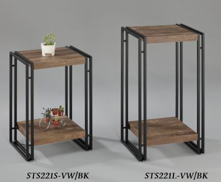 Accent Phone Plant Side Table