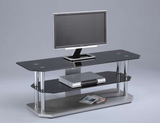 3-Tier TV Stand for Flat Panel TV up to 32-Inch
