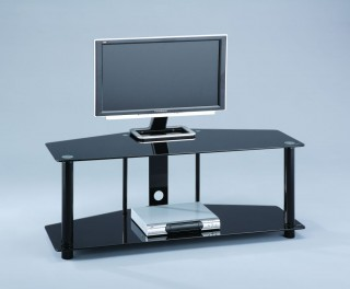 2-Tier TV Stand for Flat Panel TV up to 32-Inch